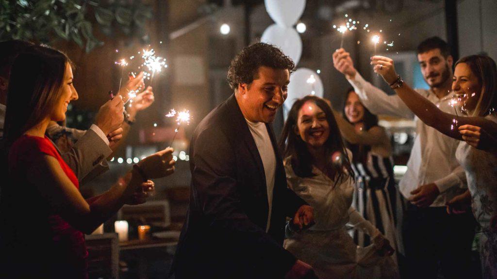 bryllup og underholdning